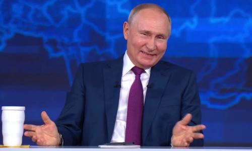 Путин ответил на вопрос о передаче власти и преемнике