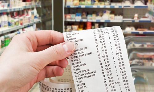 Как ваш кассовый чек используют магазинные воры