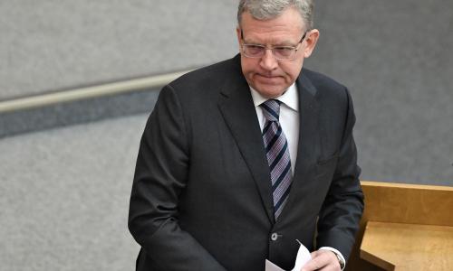 Кудрин признал бессмысленность нового повышения налогов