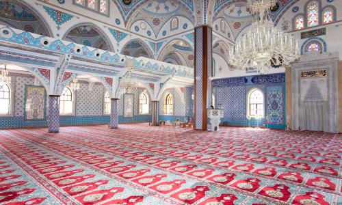 Можно ли христианам заходить в мечеть