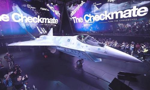 Иностранцы разгромили макет нового российского истребителя