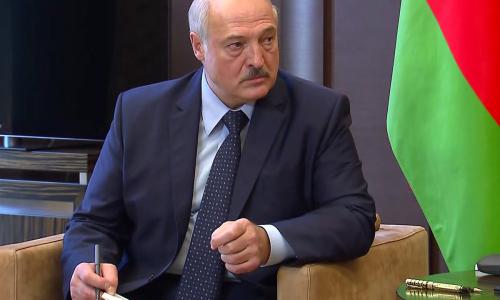 Лукашенко предсказал третью мировую войну с участием России и Китая