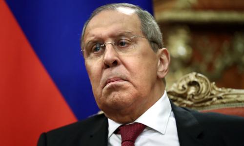 Лавров заявил об искоренении русского языка на Украине