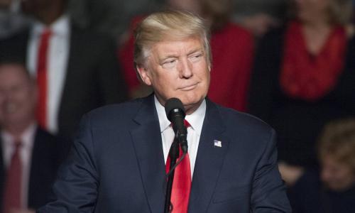 Дональд Трамп уверен в разрушении родной страны