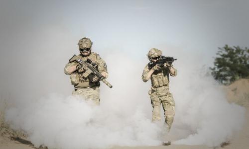 В США описали сценарий «кошмарной» мировой войны в 2034 году