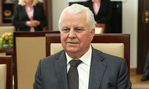 Первого президента Украины подключили к аппарату ИВЛ