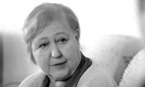 Умерла актриса из «Возвращения Мухтара» Зинаида Пасютина
